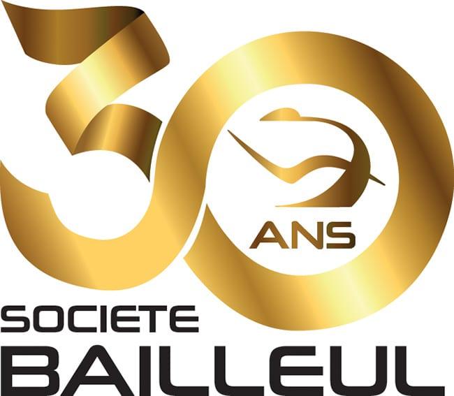 Logo des 30 ans Société Bailleul
