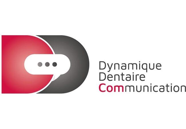 Logo Dynamique Dentaire Communication