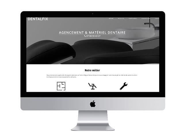 Site internet Dentalfix
