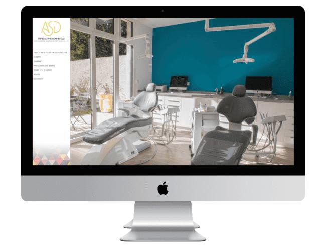 Site internet du Dr Dennefeld – Orthodontiste