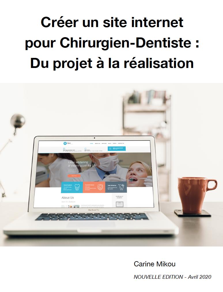 [EBOOK] Créer un site internet pour chirurgien-dentiste : du projet à la réalisation !