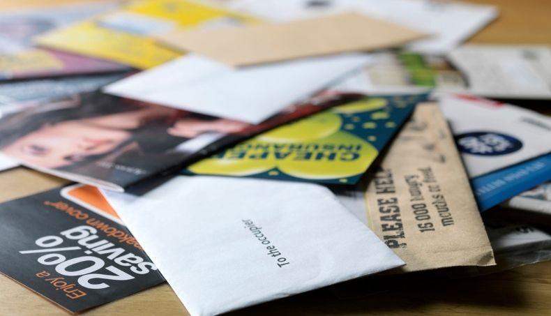 Non, le courrier publicitaire n'est pas mort !
