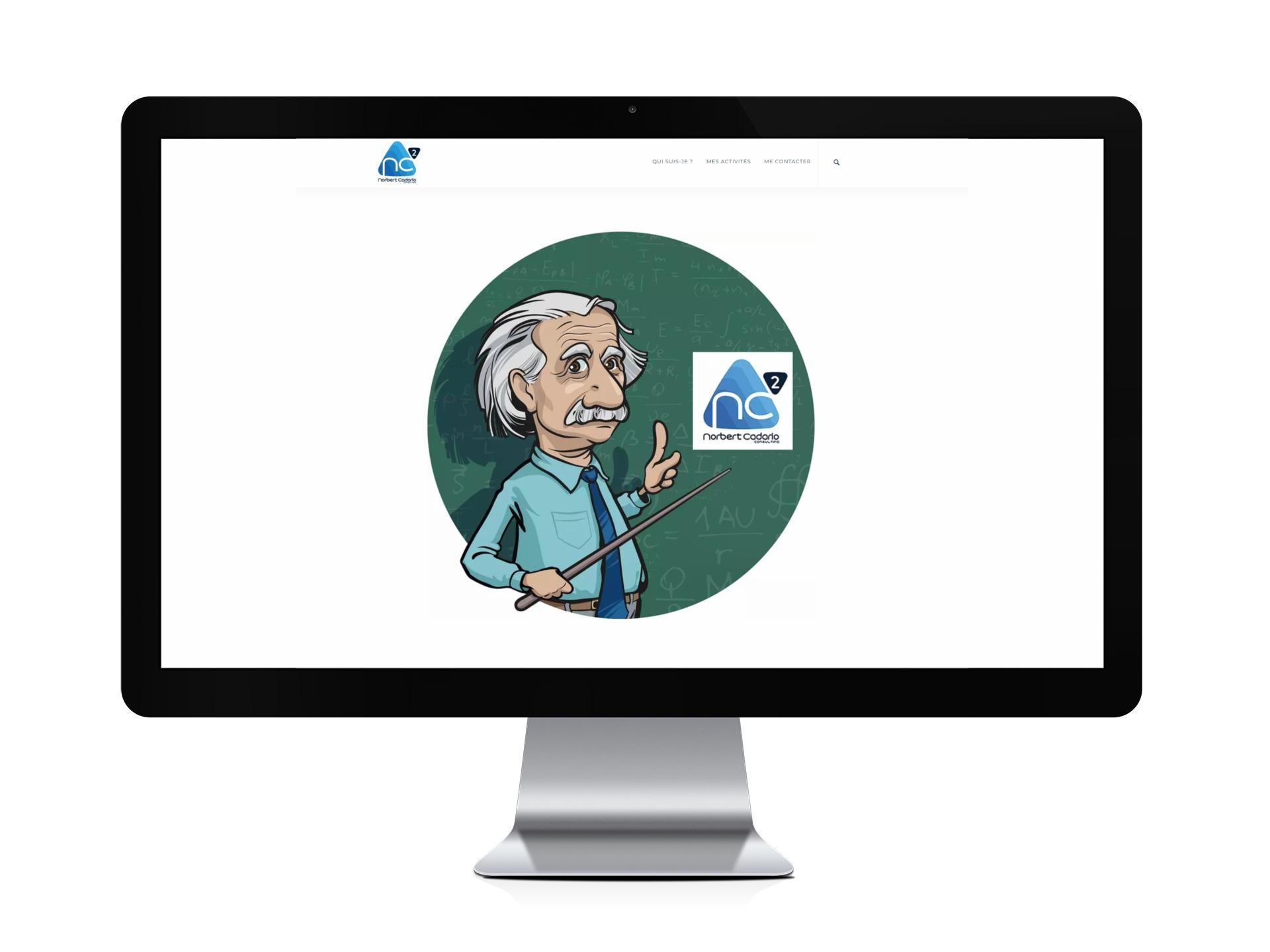 Site internet de Norbert Cadario