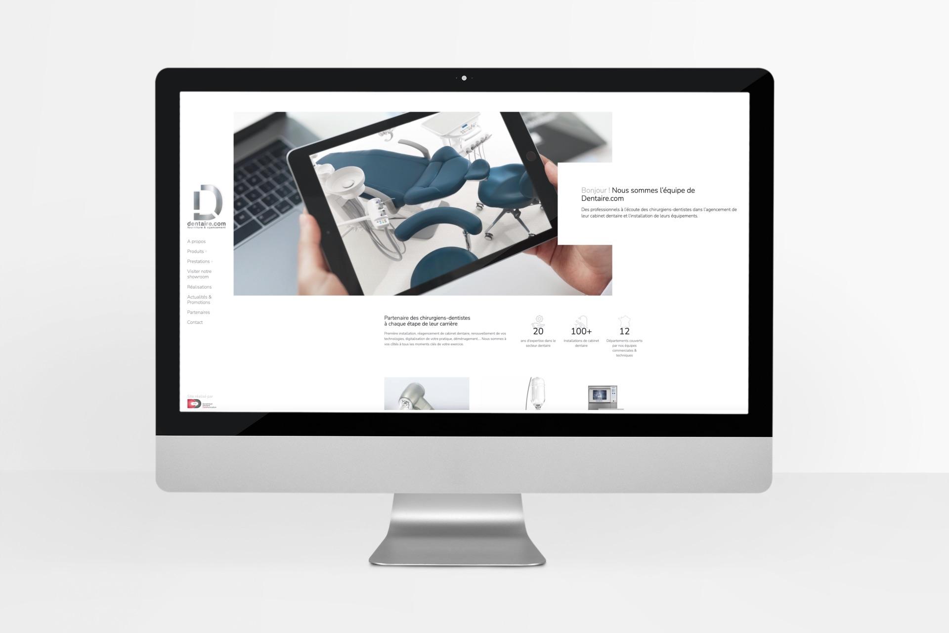 Site internet Dentaire.com